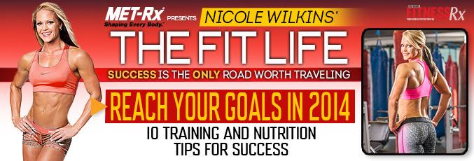 Reach your fitness goals in 2014