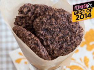 Chocolate Almond Protein Cookies - Low-calorie treat in 10 minutes