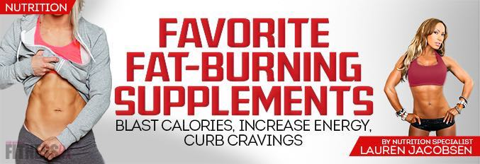 Favorite Fat-Burning Supplements