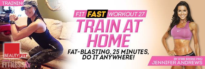 Fit Fast Train at Home