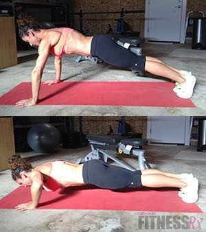 Push-up Variations - Add some creativity to your workout