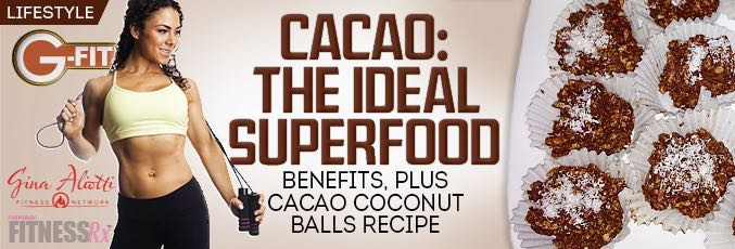 Cacao: The Ideal Superfood