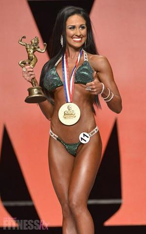 Preparing For The 2014 IFBB Bikini International - Sample Diet, Training Approach & Cravings Cure