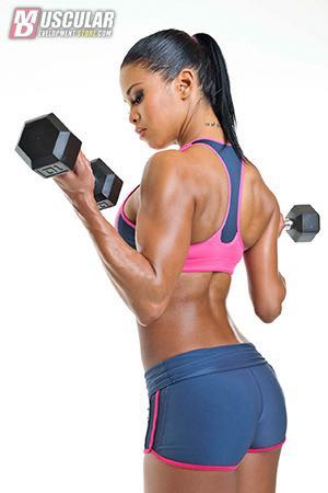 Body Blast Home Workout - With 2013 Bikini International Champion India Paulino