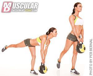 Single-leg Deadlifts