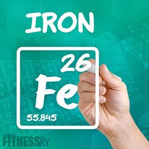 Pump Up YOUR IRON - A Critical Performance-Enhancing Nutrient