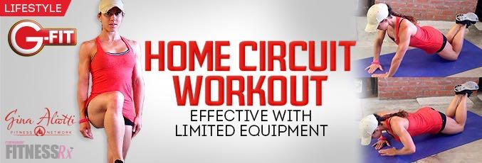 Home Circuit Workout