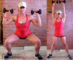Home Circuit Workout - Effective with limited equipment