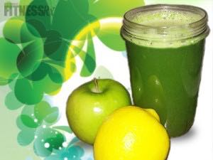 Green Smoothies and Juices - For a Healthy St. Patrick's Day
