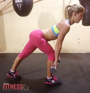 Lunges for Better Legs and Glutes - Knee-friendly variations