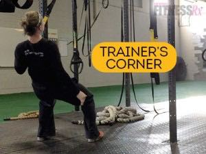 One-Arm TRX Rows - Improve posture & strength with this switch-up
