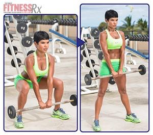 The Tight Curves Workout - A Butt-shaping, Ab-toning, Fat-blasting Plan - SUMO DEADLIFT