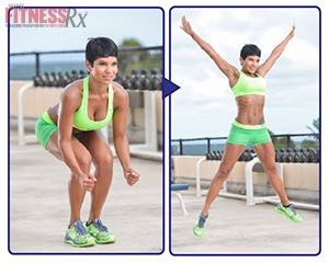 The Tight Curves Workout - A Butt-shaping, Ab-toning, Fat-blasting Plan - STAR JUMP