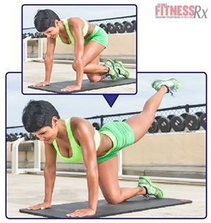 The Tight Curves Workout - A Butt-shaping, Ab-toning, Fat-blasting Plan - HIP EXTENSIONS