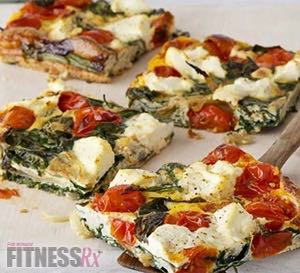 Best Foods for Fat Loss- With Morning Power Frittata recipe