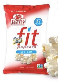 Healthy Chip Alternatives - Fit Popcorn