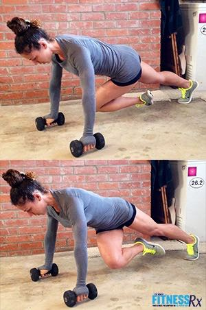 Full-Body, At-Home Workout - Grab some dumbbells and go!