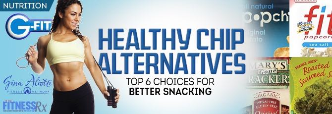 Healthy Chip Alternatives