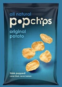 Healthy Chip Alternatives - Pop Chips