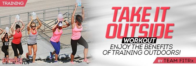Take it Outside Workout