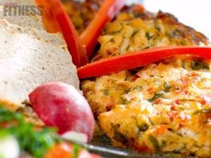 Tilapia Burgers - 140-calorie meal packed with flavor