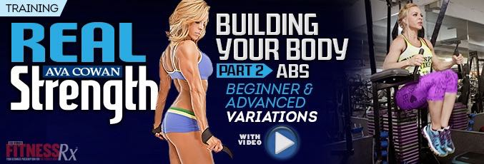 Building Your Body Part 2  – ABS