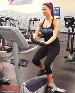 Bike Burn - HIIT your cardio, abs and glutes!