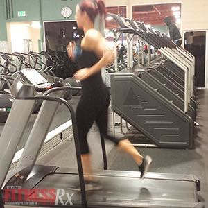 Cardio Crunch - A fat burning, ab toning treadmill workout