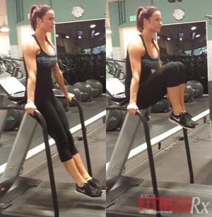 Cardio Crunch - A fat burning, ab toning treadmill workout