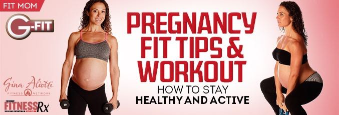 Pregnancy Fit Tips and Workout