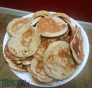 Protein-Packed Power Pancakes - A Perfect On-The-Go Meal