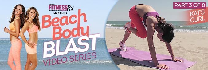 Beach Body Blast – Video 3