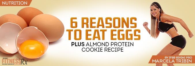 6 Reasons to Eat Eggs