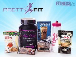 Fitness On Your Doorstep - PrettyFit is the ultimate monthly fitness pack for women
