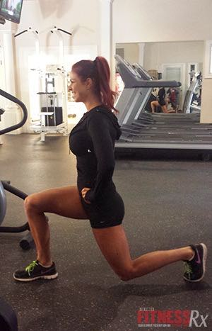Shock Your Body Stepper - How to use the small stairs for big results