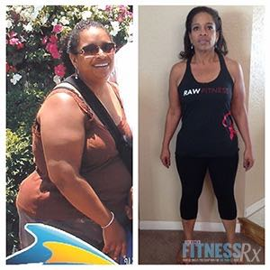 How Nanette Houston Lost 129 lbs -  No Surgery, Just Hard Work