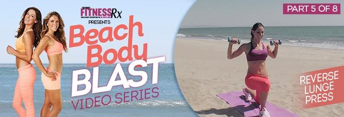 Beach Body Blast – Video 5