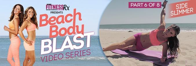 Beach Body Blast – Video 6