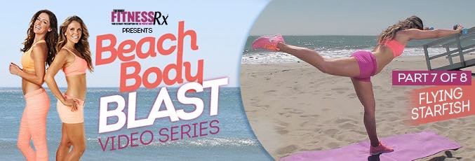 Beach Body Blast – Video 7