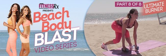 Beach Body Blast – Video 8