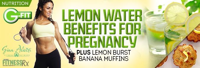 Lemon Water Benefits for Pregnancy