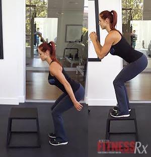 Ply-ROW-Metrics Cardio * Get ready to sweat!