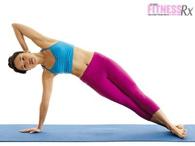 6 Moves for Flat Abs - With Pilates Guru Brooke Siler