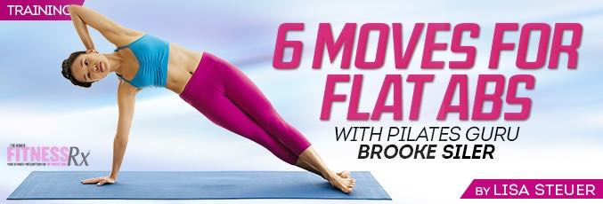 6 Moves for Flat Abs