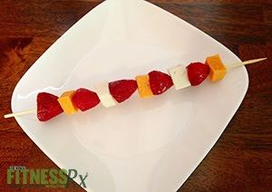 Five Healthy and Easy Snacks - Two-ingredient treats under 200 calories