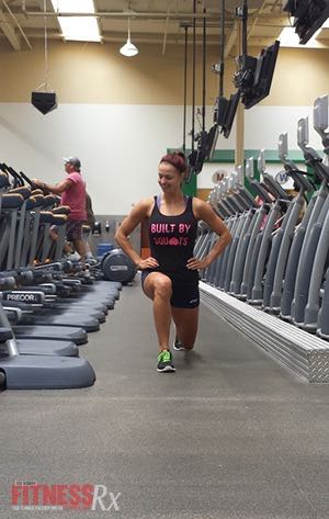 A Mind-blowing Tush Workout - Interval Cardio with the AMT Machine