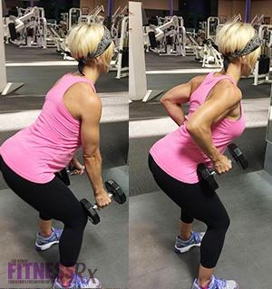 A Fit Pregnancy 3 - 2nd Trimester Legs, Glutes & Back Training