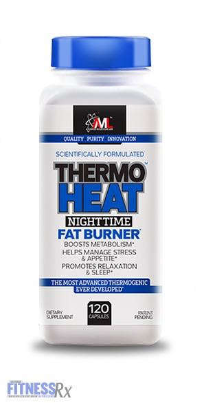 Product Review: Thermo Heat Nighttime - Sleep deep, burn fat & control hunger