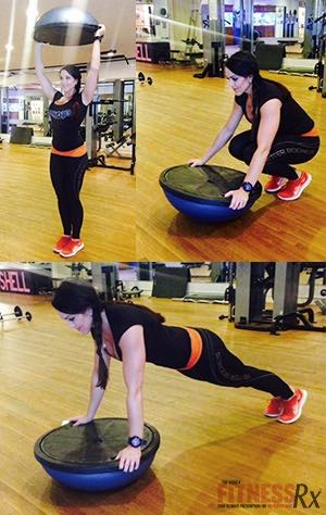 Fit Fast Bosu Workout - Fat Blasting, 25-minutes, Do It Anywhere!