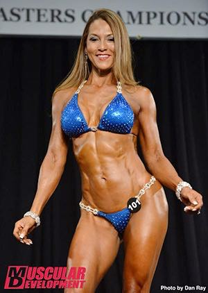 Flat Abs Over 50 - 14 Tips from IFBB Pro Mary Dent